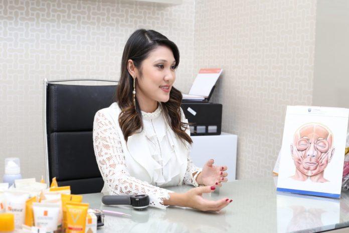 Dra Aline Mie Nakagawa, dermatologista - Foto Priscila Russo