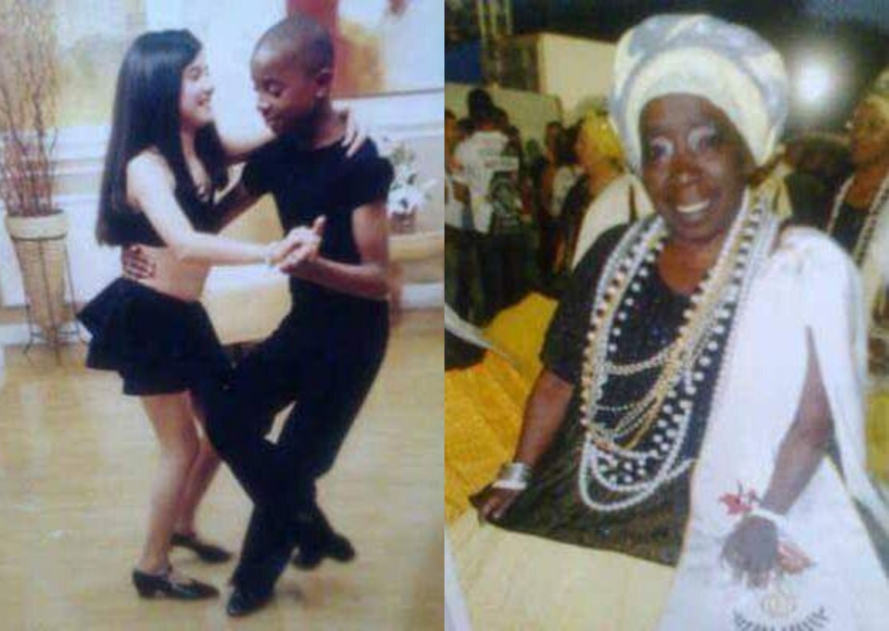 Marcus Prado começou a dançar muito cedo Companhia Brasileira de Dança de Salão de São Paulo. A avó Maria Célia Hilário é inspiração