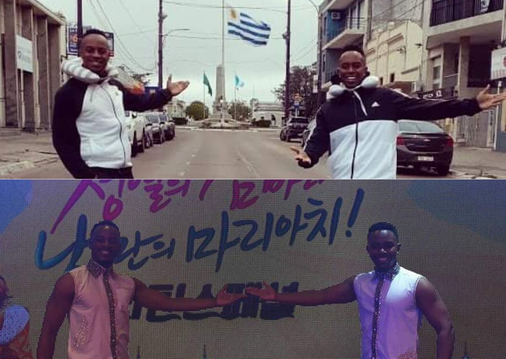 Irmãos viajam o mundo levando o Método MP de samba no pé